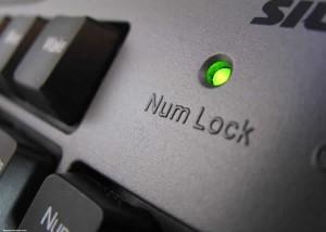 ノートPCを起動時にnumlockが有効になってしまう場合の対処