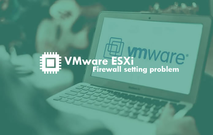 VMware-ESXi-firewall