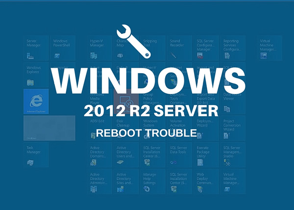 Windows-trobule