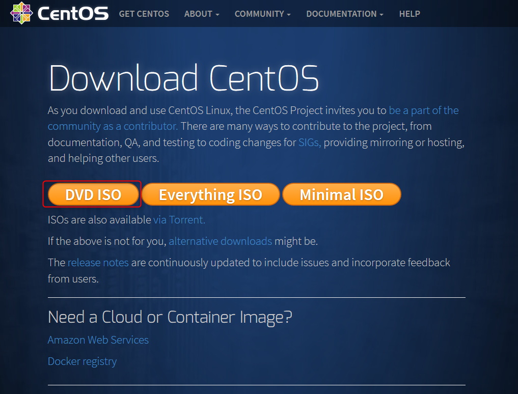 1-centos-download